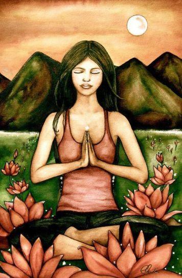 Marjo meditation